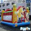 Sesame Street Inflatable Bouncer Cartoon Inflatable Bouncer Castle