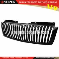 Black Front Grille For Chevrolet Suburban 2007 Aftermarket Auto Parts Manufacturers