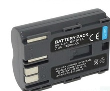 rechargeable Li-ion digital Battery BP-511A for Canon EOS 300D 10D 20D 30D 40D 50D 300D D30 D60