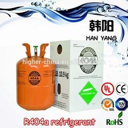 refrigerant gas r404a r407c r410a