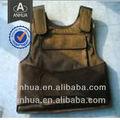 material del cuerpo militar de la armadura chaleco a prueba de balas