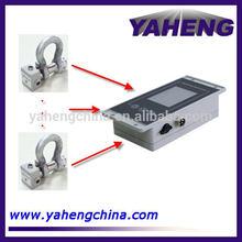 Shackle load pin and lightweight sensor