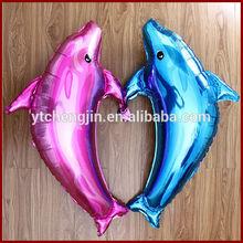 Animal shaped cartoon aluminium foil balloons
