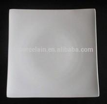 """bone china white body Haipai 8""""dinner plate stock"""