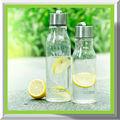 alta qualidade e claro de beber água engarrafada logotipo da empresa