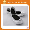 wholesale dance soft shoes folding ballet shoes