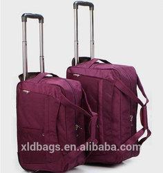 Extra Large Travel Luggage Wheeled Trolley Holdall Suitcase Case Sports Duffle Bag