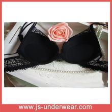Wholesale womens hot sex bra images sexy black lace bra ,transparent underwear