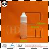 liquid nicotine/ transparent PEsmoke oil bottle,10ml nicotinic liquid for e cigarette