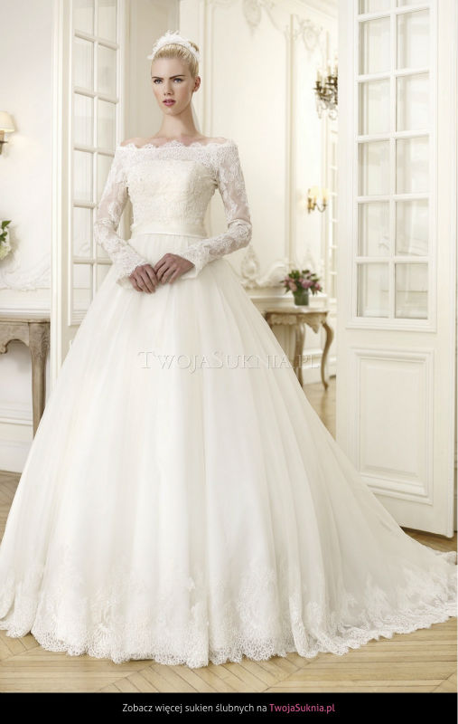 Emejing Cinderella Wedding Dress With Sleeves Images - Styles ...