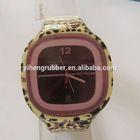Top grade fashion playboy quartz watch