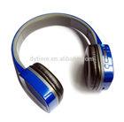 Good quality blue digit headphone wireless headphone Shen Zhen manufacturer
