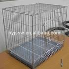 Galvanized Metal Dog Cages