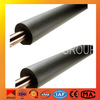 solid rubber pipe auto air conditioning aluminium pipe rubber foam pipe
