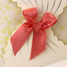 wholesale vintage ecru wedding invitations
