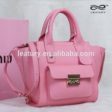 New Design Pig Style Women Shoulder Handbag