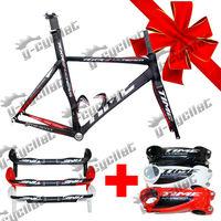 Time RXRS road racing bicycle frame carbon fiber road bike frame fork headset clamp seatpost bar stem