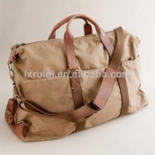 lightweight cotton canvas duffel bag wholesale