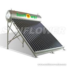 Desalination Vacuum tube Solar Water Heater Panel Factory