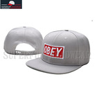 2014 new style 6-panel custom obey snapback hats