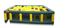 outdoor inflatable maze obstacle,Inflatable Maze,Labyrinth Game