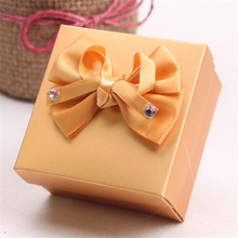 Fancy gift ribbon satin bows tie package bows ribbon bows PB-1005