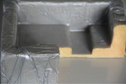 polyurethane foam system for package insulation