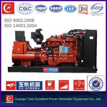 green power nature gas generator