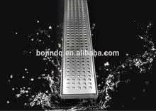 sus 304/316 tile insert drain/ sus 304/316 linear floor drain/ sus 304/316 linear shower drain