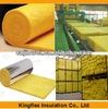 building construction material roof fiber glass wool blanket felt roll board