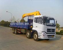 Dongfeng 25 ton crane truck in dubai