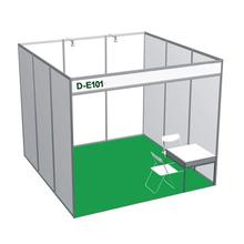 Aluminum Profile Modular Exhibition Display System
