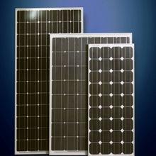 165W Monocrystalline solar panels, reasonable cost, easy installation