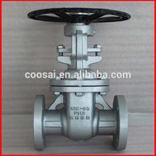 API high quality chain wheel gate valve