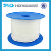 white dacron polyester rope,16 strand braid rope