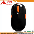 2.4G wireless super slim 3D mouse