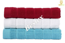 Wholesale Extra large Luxury White Red blue Cotton Bath sheets