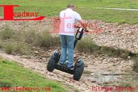 waterproof high watt leadway two wheel gas scooters (W5-a105)