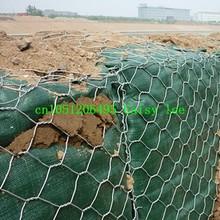 Hexagonal Gabion Box, Hexagonal Gabion Basket Galvanized/ PVC Coated/ Galfan