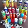 Aerosol tin can -- Deodorant body spray for men/women spray filling can