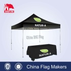 Outdoor air camping tube tent,market tent,folding canopy aluminum frame tent
