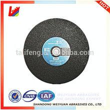 abrasive fiber cutting discs for metal/iron