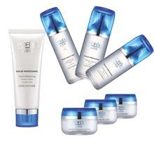 Korean formula OEM factory whitening hydrating anti-aging aloe vera face massage cream