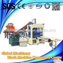 QT4-15C brick making machine for myanmar