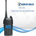 Venta al por mayor v80 de largo alcance de frecuencia fm transmisor-receptor