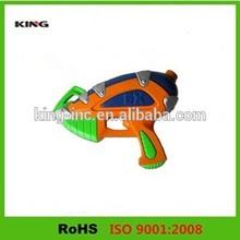 CNC machining children toy ABS plastic model gun