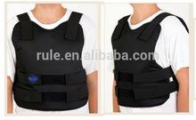NIJ IIIA(.44 magnum) soft kevlar bulletproof vest protect front,back,two sides