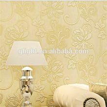 3d nonwoven wallpapers Beautiful Flower Design Nonwowen Wallpaper