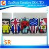 Custom British flag UK Flag Rubber Custom Cell Phone case for iphone for samsung