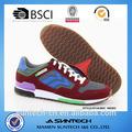 Nuevo modelo de aire zapatillas deportivas zapatos para hombre